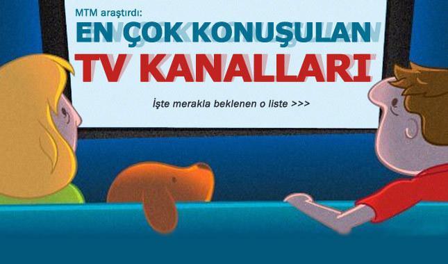 Kanal D en çok konuşulan televizyon kanalı