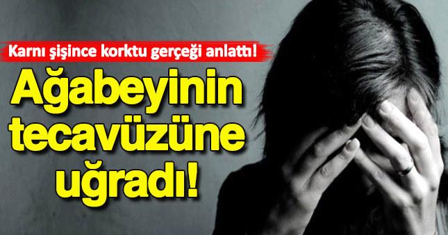 12 yaşındaki çocuk ağabeyinin tecavüzüne uğradı