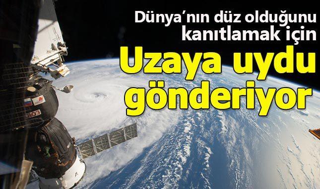 ABD'li rapçi B.o.B, Dünya'nın düz olduğunu kanıtlamak için uzaya uydu gönderiyor