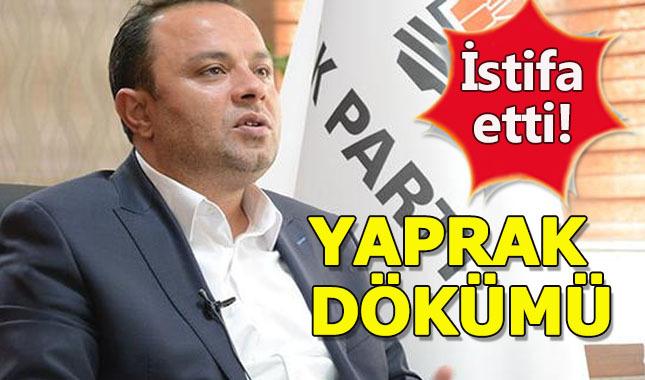 AK Parti Aksaray İl Başkanı Karatay görevi bıraktı