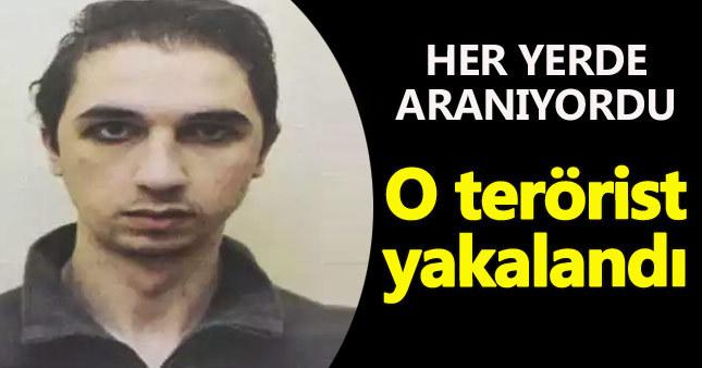 AKP binasına saldıran terörist ölü ele geçirildi