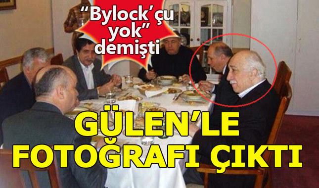 AKP'li Burhan Kuzu, Fethullah Gülen'le yemek masasında