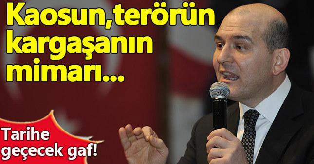AKP'li İlçe Başkanı'ndan skandal gaf