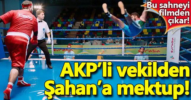 "AKP'li vekilden ""Recep İvedik 5"" filmine tepki"