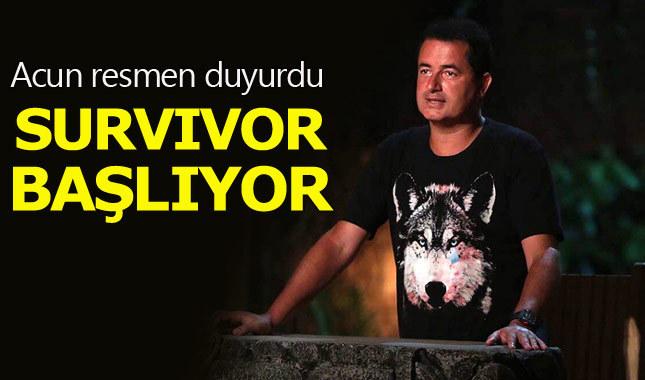 Acun Ilıcalı'dan Survivor hakkında flaş karar!