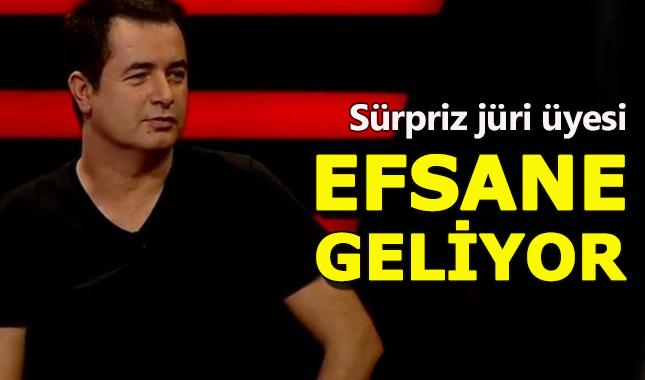 Acun, O Ses Türkiye'nin ilk jürisini duyurdu