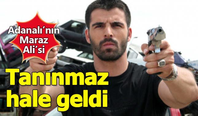 Adanalı'nın Maraz Ali'si son haliyle şok etti