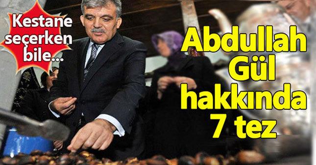 Ahmet Hakan'dan 7 Gül tezi