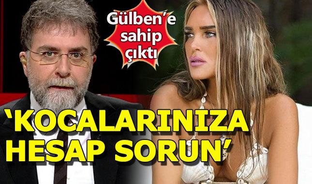 """Ahmet Hakan'dan Seren Serengil'e: """"Kocalarınıza hesap sorun"""""""