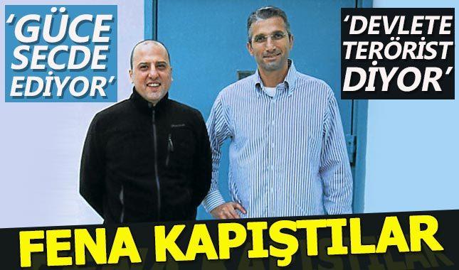 Ahmet Şık ile Nedim Şener Twitter'da fena tartıştı