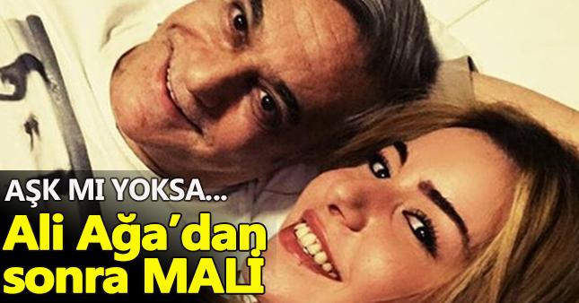 Ali Ağaoğlu'nun eski sevglisi bu kez MALİ'yle!