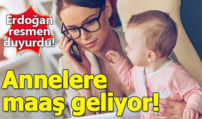 Anne maaşı nedir, Anne maaşı ne kadar, nasıl alınır, kimler alabilir?