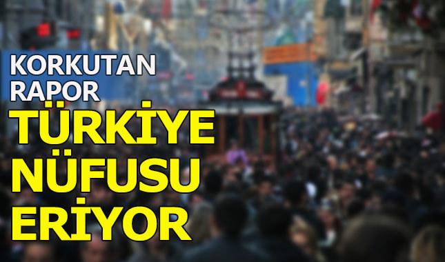 BM'den Türkiye nüfusu hakkında korkutan rapor