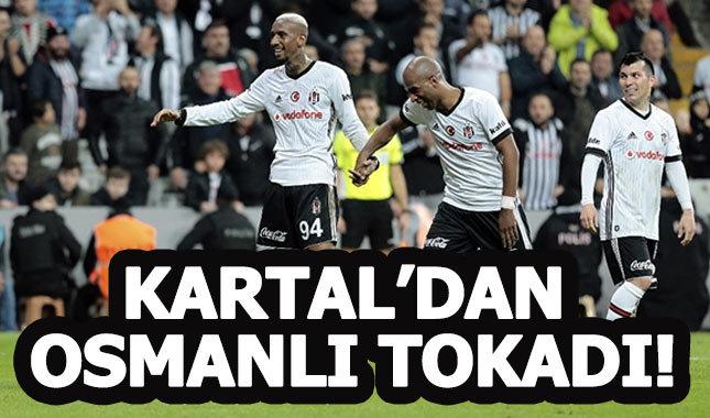 Babel coştu, Beşiktaş rahat kazandı