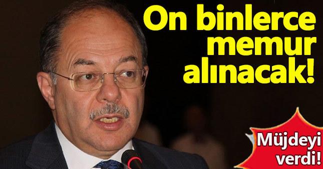 Bakan Akdağ'dan müjde! 12 bin 500 sağlık personeli alınacak