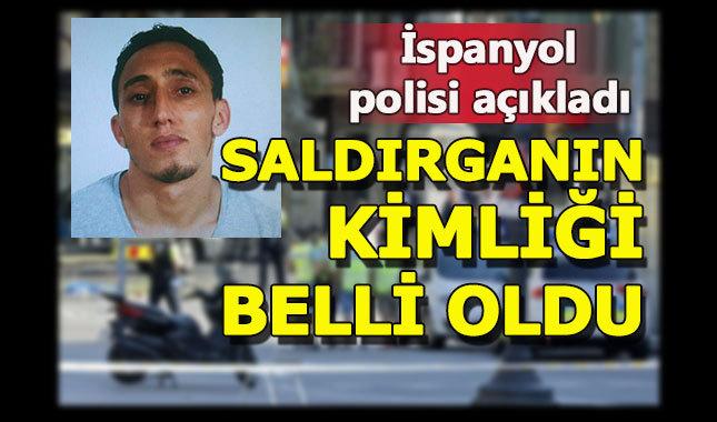 Barcelona'yı kana bulayan saldırganın kimliği belli oldu