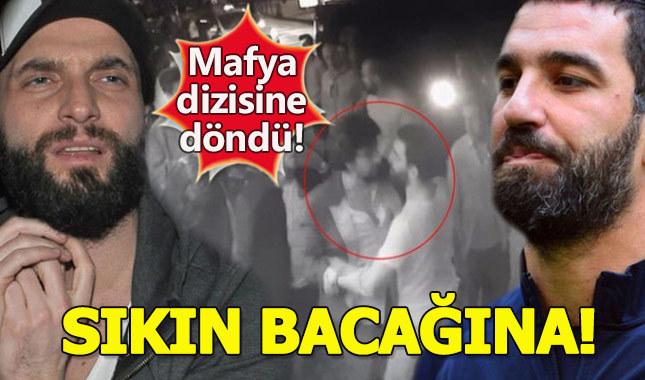 Berkay'dan şok sözler: Arda Turan'ın bacağına sıkın!