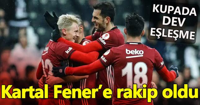 Beşiktaş 3-0 Darıca Gençlerbirliği (Maç Özeti)