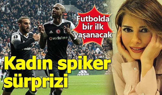 Beşiktaş-Bayern Münih maçını kadın spiker anlatacak - Semahat Özdoğan kimdir?