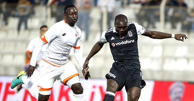 Beşiktaş evinde Adanaspor'u ağırlıyor
