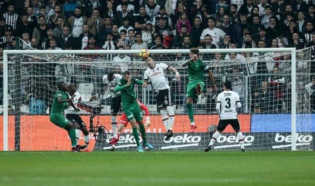 Beşiktaş'ta 2 oyuncu cezalı duruma düştü