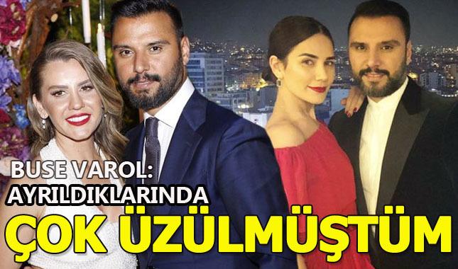 Buse Varol Alişan'ın eski nişanlısı hakkında konuştu