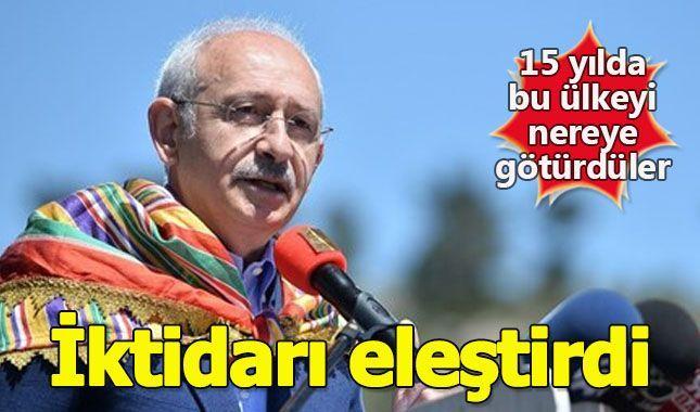 CHP Lideri Kılıçdaroğlu İktidara yüklendi!