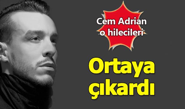 Cem Adrian Instagram hesabından hilecilere karşı uyardı