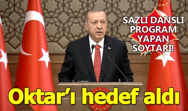 Cumhurbaşkanı Erdoğan müftüler toplantısında konuştu