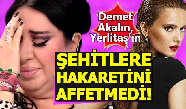 Demet Akalın, Nur Yerlitaş'a skandal sözlerinden sonra acımadı!