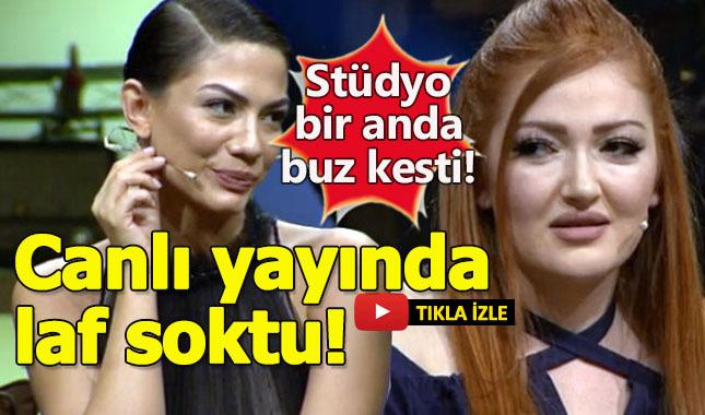 Demet Özdemir canlı yayında Danla Biliç'e fena laf soktu!
