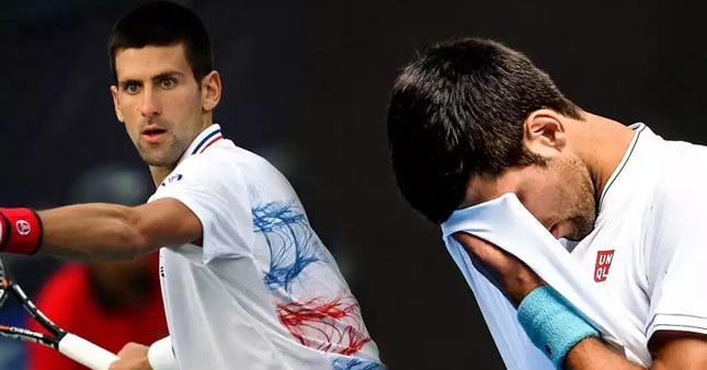 Djokovic Avustralya Açık'tan elendi