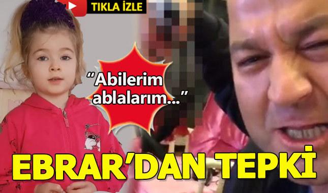 Ebrar'dan papağana eziyet eden Murat'tan sonra ders niteliğinde video
