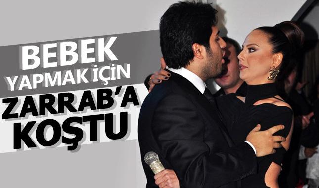Ebru Gündeş hakkında flaş Zarrab iddiası!