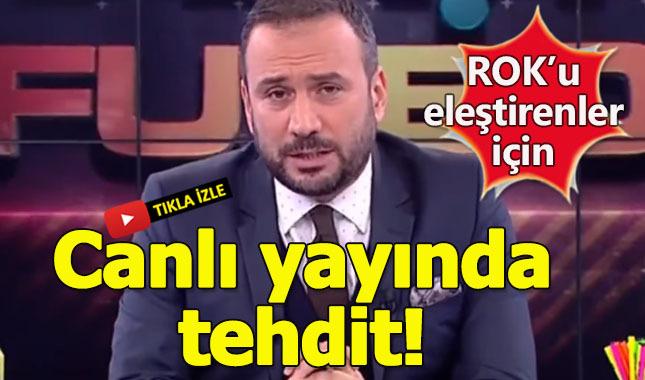 Ertem Şener, Rasim'i eleştirenleri tehdit etti