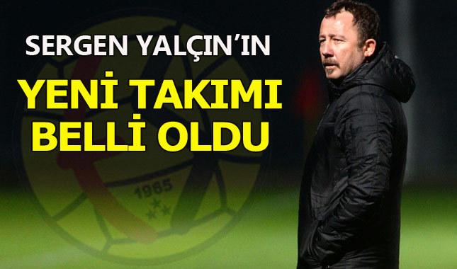 Eskişehirspor'un yeni teknik direktörü Sergen Yalçın