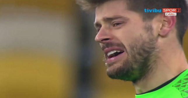 Fabri'nin neden ağladığı ortaya çıktı