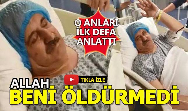 Faik Öztürk apar topar ameliyata alındı!