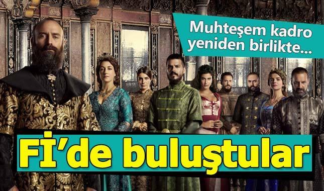 Fi dizisi kadrosuna sürpriz oyuncu - Nur Fettahoğlu kimdir?