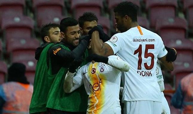 Galatasaray beraberlikle tur atladı