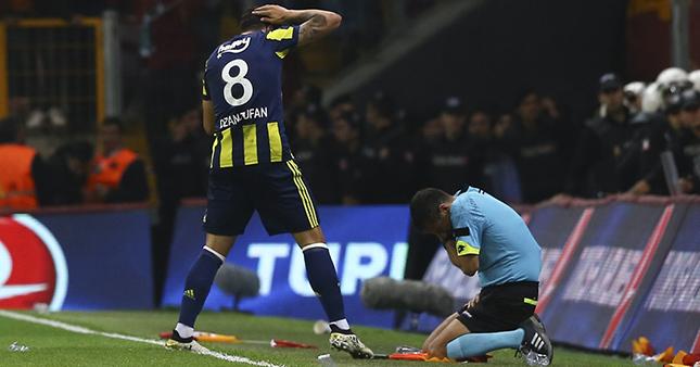 Galatasaray'a ceza yolda