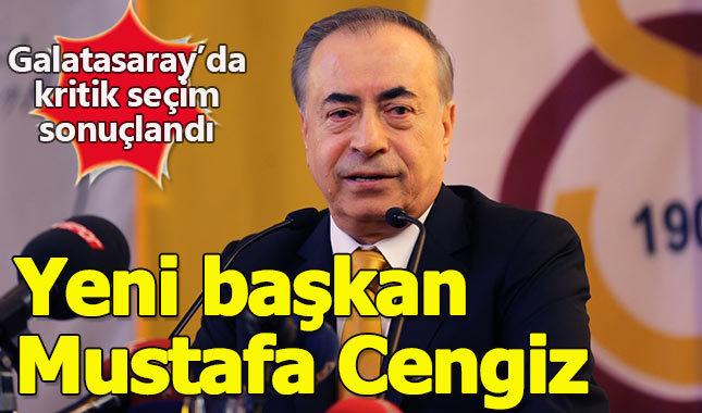 Galatasaray'da yeni başkan Mustafa Cengiz oldu - Mustafa Cengiz kimdir, ne iş yapıyor?