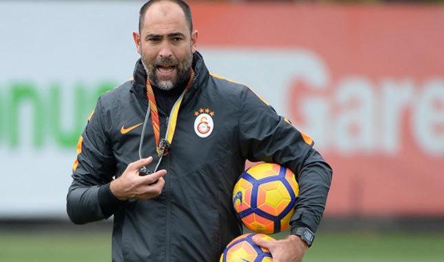Galatasaray'ın derbi 11'i şekilleniyor