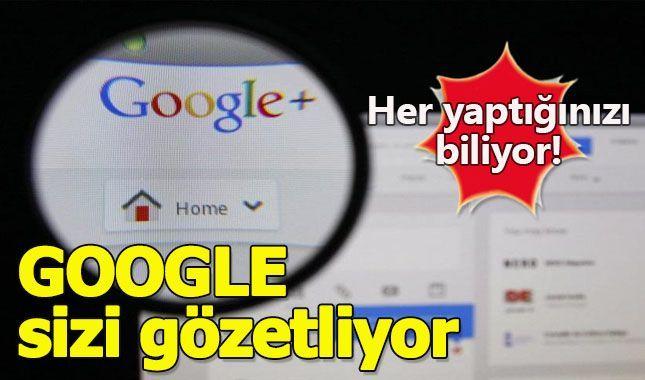 Google, Chrome gizli sekmesi sandığınız kadar gizli mi?