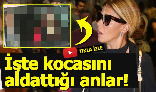 Gülben Ergen'in kocasını aldatma görüntüleri ortaya çıktı