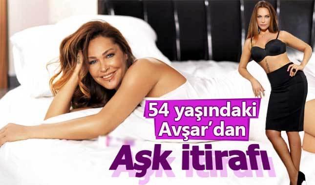 Hülya Avşar'dan yeni aşk itirafı