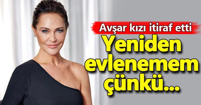 Hülya Avşar'dan çarpıcı açıklama