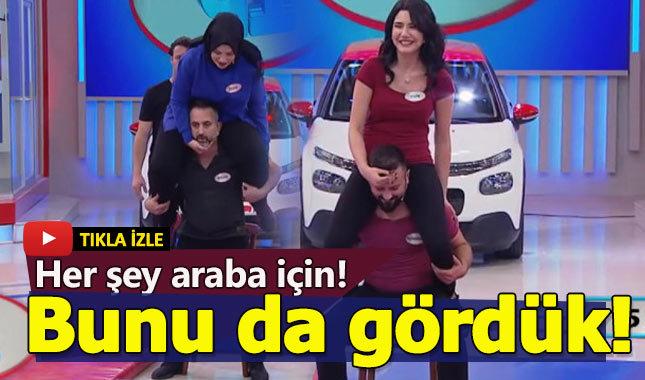 İlker Ayrık'ın programı 'Yaparsın Aşkım'da tartışılan görüntü!