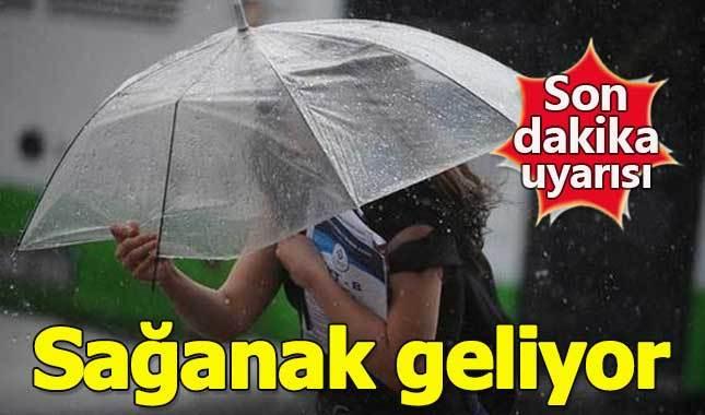 İstanbul'da bugün hava nasıl yağmur yağacak mı - 23 Haziran 2018 Pazar