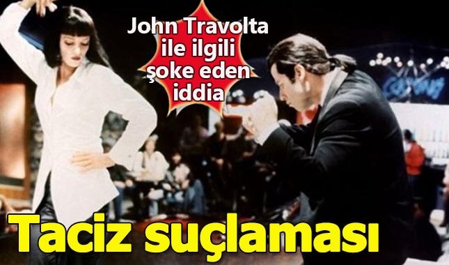 John Travolta tekrar taciz suçlamalarıyla gündemde Scıentology nedir?